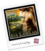 Audiobook Review: Croc's Return by Eve Langlais