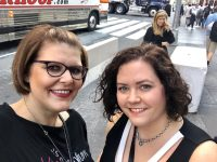 Blogger Confession: Pictures from NY #BookExpo #Audies2017
