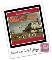 Audiobook Review: Day Shift by Charlaine Harris