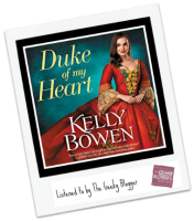 Audiobook Review: Duke of My Heart by Kelly Bowen