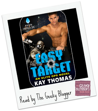 Review: Easy Target by Kay Thomas