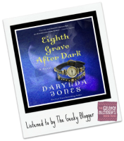 Audiobook Review: Eighth Grave After Dark by Darynda Jones