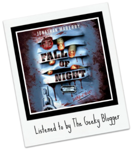 Audiobook Review: Fall of Night by Jonathan Maberry