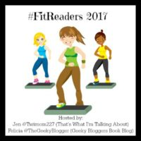 #FitReaders: Weekly Check-in August 25 2017