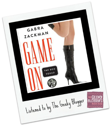 Game On by Gabra Zackman