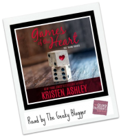 Audiobook Review: Games of the Heart by Kristen Ashley
