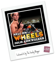 ReRead Audiobook Review: Hell On Wheels by Julie Ann Walker @tantoraudio @SourcebooksCasa