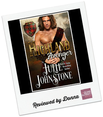 Highland Avenger by Julie Johnstone