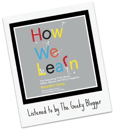 Audiobook Review: How We Learn by Benedict Carey
