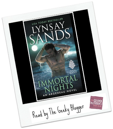 Snagged @ The Library Review: Immortal Nights by Lynsay Sands