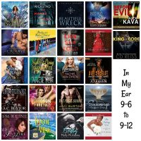 In My Ear: Audiobook Releases