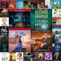 In My Ear: Audiobook Releases May 30 2017