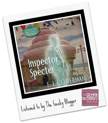 Audiobook Review: Inspector Specter by E.J. Copperman