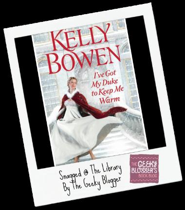 #LoveMyLibraryCard Review: I've Got My Duke to Keep Me Warm by Kelly Bowen