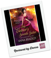 Donna's Review: Lady Eleanor's Seventh Suitor by Anna Bradley