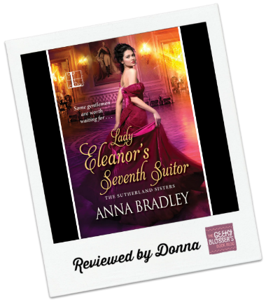 Lady Eleanor's Seventh Suitor by Anna Bradley