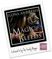 Magic Bleeds by Ilona Andrewsw