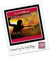 Audiobook Review: Magic Rises by Ilona Andrews