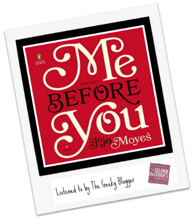 Audiobook Review: Me Before You by JoJo Moyes
