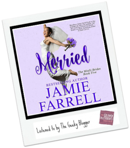 Audiobook Review: Merried by Jamie Farrell
