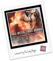 Audiobook Review: Once Bitten, Twice Burned by Cynthia Eden @TantorAudio
