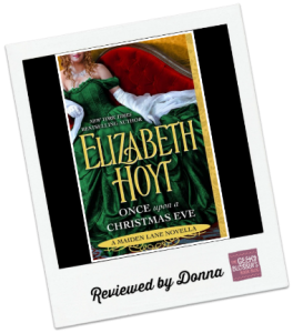 Donna's Review: Once Upon a Christmas Eve by Elizabeth Hoyt