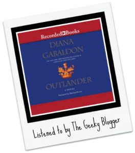 ReRead Audiobook Review: Outlander by Diana Gabaldon