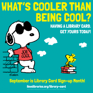 #LoveMyLibraryCard Blogger Quotes: Reasons to get a Card