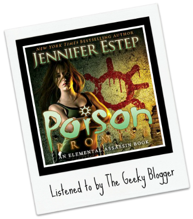 Audiobook Review: Poison Promise by Jennifer Estep