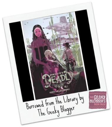 Snagged @ The Library Review: Pretty Deadly by Kelly Sue DeConnick