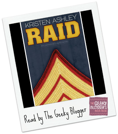 Raid by Kristen Ashley