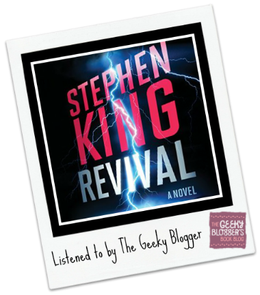 Audiobook Review: Revival by Stephen King