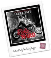 #InstaReview: Ride Hard by Laura Kaye /Narrated by Abby Crandon