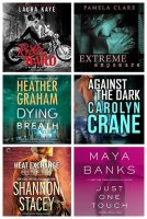 #JIAM Spotlight: Romantic Suspense #LoveAudiobooks
