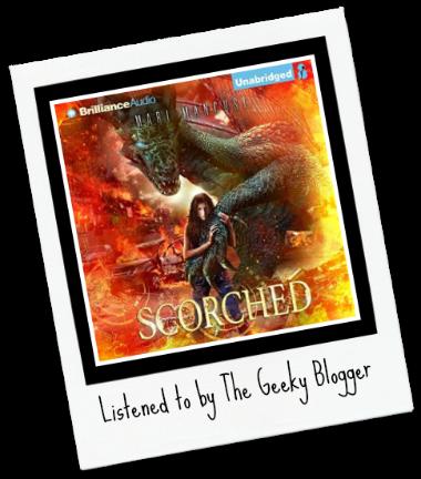 Audiobook Review: Scorched by Mari Mancusi