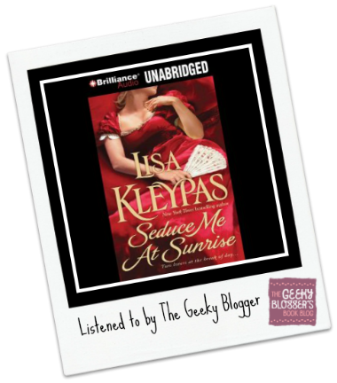 DNF (Not You but Me) Audiobook Review: Seduce Me at Sunrise by Lisa Kleypas
