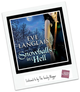 Audiobook Review: Snowballs in Hell by Eve Langlais