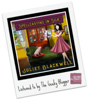 Audiobook Review: Spellcasting in Silk by Juliet Blackwell