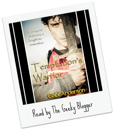 Review: Temptation's Warrior by Gabi Anderson
