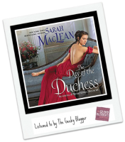 Audiobook Review: The Day of the Duchess by Sarah MacLean @HarperAudio @avonbooks