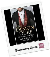 Donna's Review: The Demon Duke by Margaret Locke