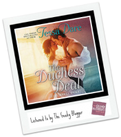 Audiobook Review: The Duchess Deal by Tessa Dare @HarperAudio @avonbooks