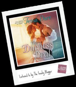 Audiobook Review: The Duchess Deal by Tessa Dare @HarperAudio @avonbooks
