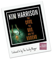 The Good The Bad and The Undead by Kim Harrison