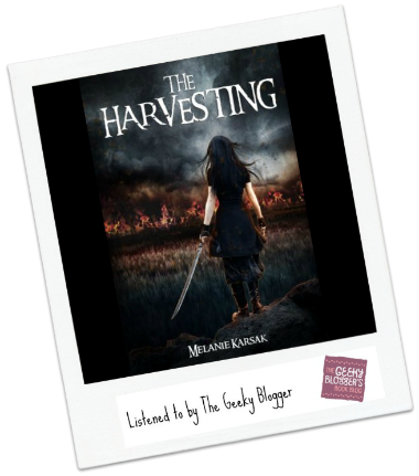 The Harvesting by Melanie Karsak