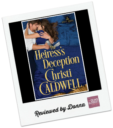 The Heiress's Deception by Christi Caldwell