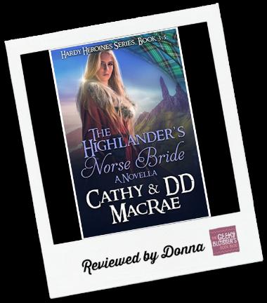 The Highlander's Norse Bride by Cathy MacRae, DD MacRae