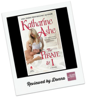 Donna's Review: The Pirate and I by Katharine Ashe