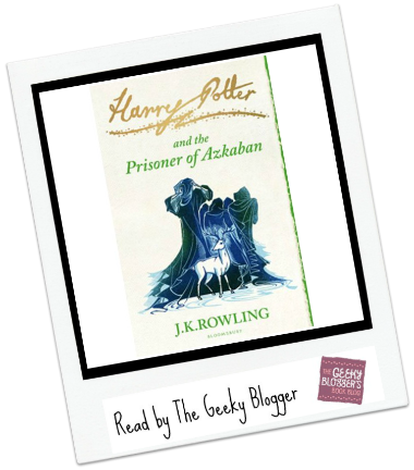Harry Potter and the Prisoner of Azkaban by J.K. Rowling, Mary GrandPré
