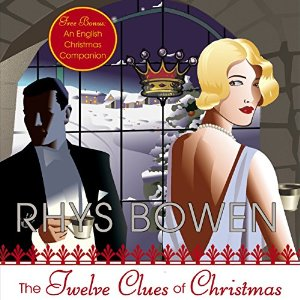 Audiobook Review: The Twelve Clues of Christmas by Rhys Bowen